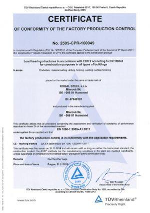 Certifikacia-kogalsteel-en1090-1a-en