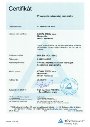 Certifikacia-kogalsteel-iso3834-2-sk